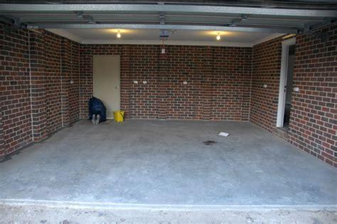 Berger Garage Floor Paint by S Castle September 2009