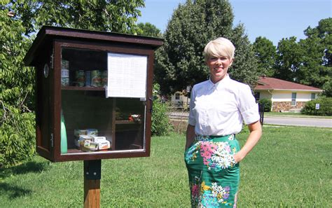 Free Pantry by Fayetteville May Be Onto Something Big With