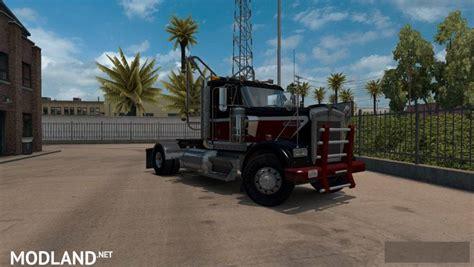 kenworth light duty trucks kenworth w900 day cab heavy duty mod for american truck