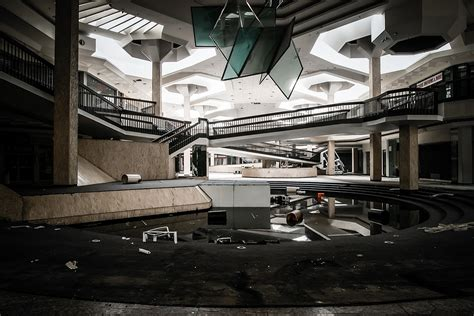 haunting photos of a deserted mall that is now covered in randall park mall johnny joo s haunting photographs of