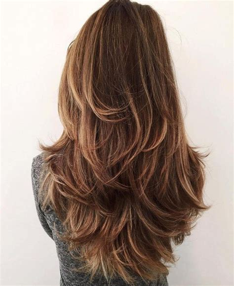 long hair short layers pictures of color cuts and up 2018 popular layered long haircuts