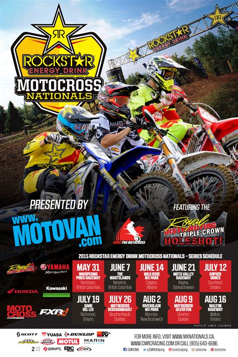 motocross racing events nanaimo motocross association