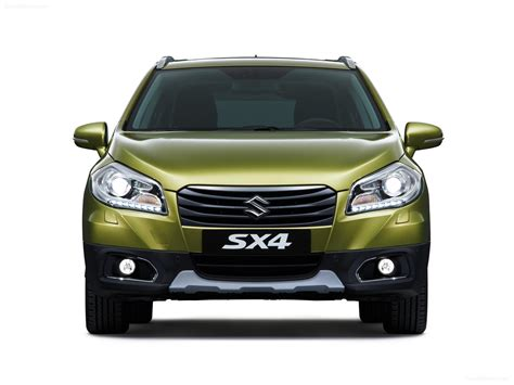 Suzuki Car 2014 Suzuki Sx4 Crossover 2014 Car Wallpaper 09 Of 132