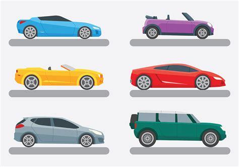 imagenes vectores autos carros brillante vector iconos descargue gr 225 ficos y