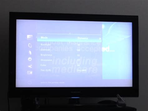 samsung tv color problems problems with my samsung ln37a550p3fxza flat lcd about a