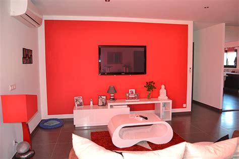 Decoration Interieur Maison Peinture by Savoir Faire En Ma 231 Onnerie Platre Et Peinture En Corse