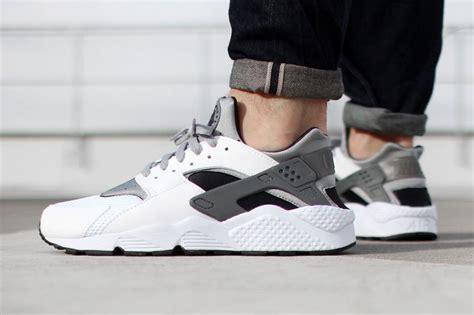 Nike Huarache Black White Bnib 100 2 nike air huarache white wolf grey black 100flavoursuk