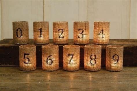 tavoli originali fai da te idee per numerare i tavoli fai da te forum matrimonio