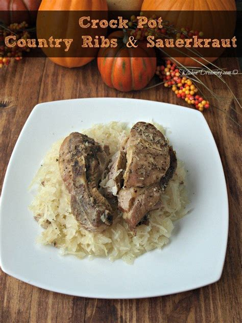 crock pot chinese style country ribs recipegreatcom crock