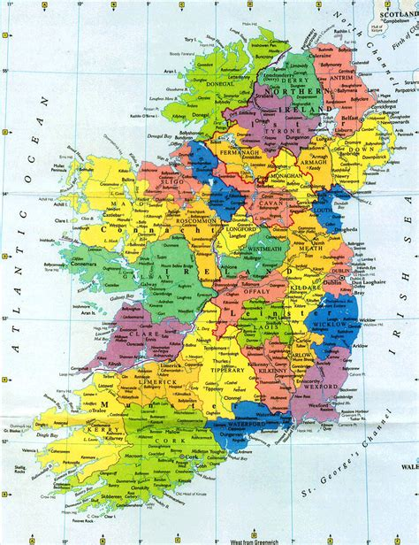 printable map ireland counties towns national rimfire benchrest association of ireland nrbai