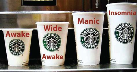 starbucks secret menu drink sizes