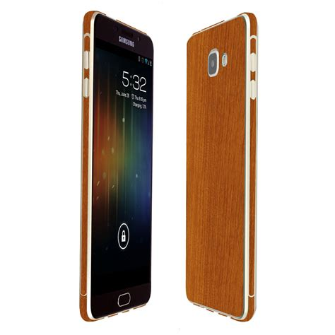 Casing Samsung A9 2016 A9 Pro Custom 7 Aprill Custom Hardcase Cover skinomi techskin samsung galaxy a9 a9 pro light wood skin protector