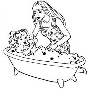 barbie ausmalbilder 5 ausmalbilder gratis