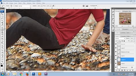 cara mudah edit foto orang dengan foto orang lain di anisaanblog cara mudah mengedit foto mini people dengan