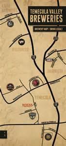 southern california brewery map temecula brewery map weekend getaways