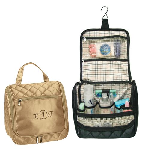 Quilted Toiletry Bag by Quilted Toiletry Travel Tote Bag Hansonellis