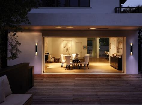 Outdoor Garden Lighting Ideas 2014 Trends Design Contract Garden Wall Lighting Ideas