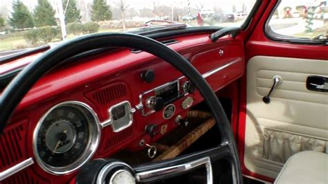 vintage volkswagen sedan classic vintage 1967 vw beetle bug sunroof sedan c