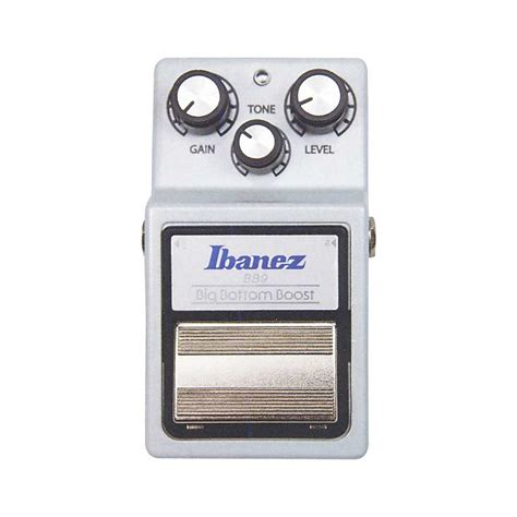 Ibanez 9 Series Bb9 Big Bottom Boost Guitar Effects Efek Pedal Origi ibanez bb9 big bottom boost guitar effects pedal reverb