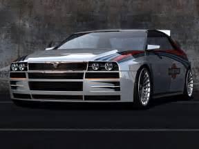 Lancia Hf Delta Integrale Lancia Delta Hf Integrale Virtuelle R 252 Ckkehr Einer Rallye