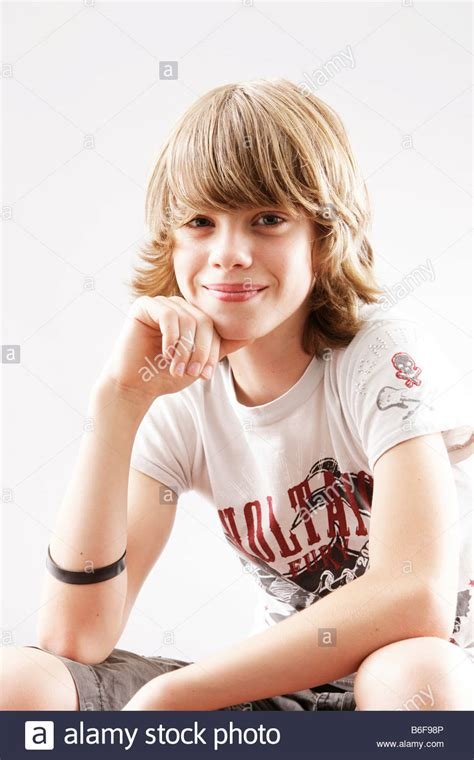 what to get a 12 year old boy for christmas 12 year boy looking into the smiling stock photo 21234886 alamy