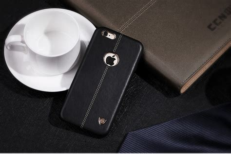 Nillkin Englon Leather Cover Iphone 6 Plus 6s Plus Original nillkin englon leather cover for apple iphone 6 plus 6s plus