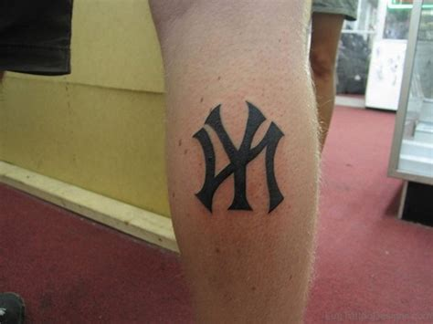 tribal tattoo york 100 ny yankees logo by 25 best