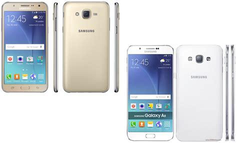 Samsung A Series Harga harga hp samsung galaxy j dan a series 2017 hp murah