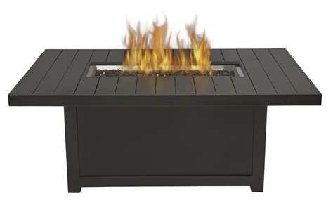 Outdoor Linear Fireplace - napoleon fire tables patio town