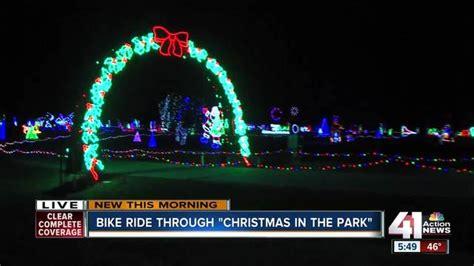 llong view lake park christmas light display ks longview lake lights 2018 christmaswalls co