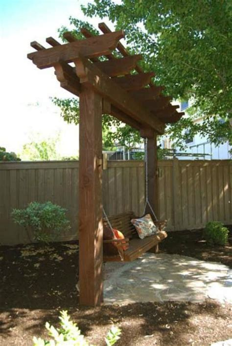 84 best images about swings on pinterest arbors diy 25 best ideas about pergola swing on pinterest kids