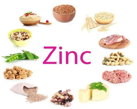 lo zinco negli alimenti i segnali di pericolo di carenza di zinco e come curare l