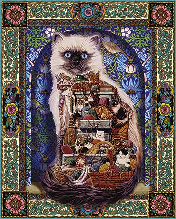 Jigsaw Puzzle Schmidt Cuddly Cats 1000 Pieces america s favorite jigsaw puzzles white mountain puzzles