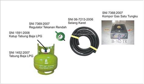 Selang Regulator Lpg Tekanan Rendah Caisar Sni Murah sidapurna servis bergaransi 3 bln