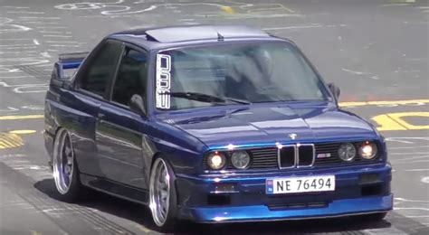 Chappaquiddick Skyline Everyone Else Is Evolving E30 Bmw M3 With Nissan Skyline Gt R Rb26dett Engine Will