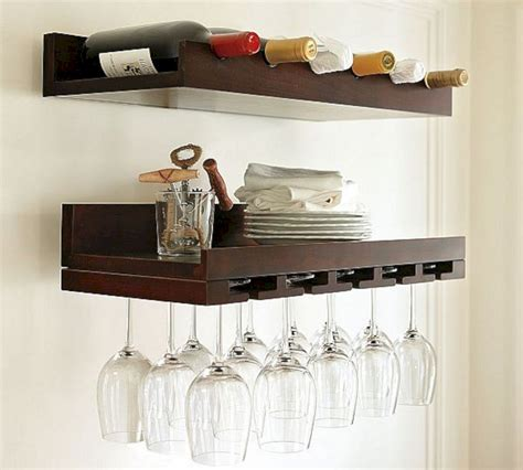 24 Best And Beautiful Wine Storage Ideas For Your Kitchen Pottery Barn Shelving