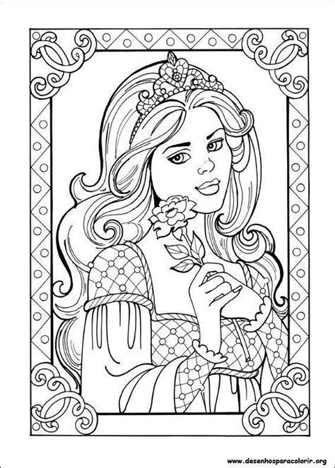 Ariel Coloring Pages For Adults Princess Human Christmas Printable