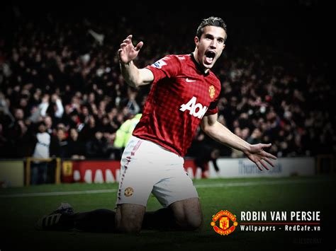 redcafenet the leading manchester united forum share the redcafe vn wallpapers robin van persie by jesuchat on