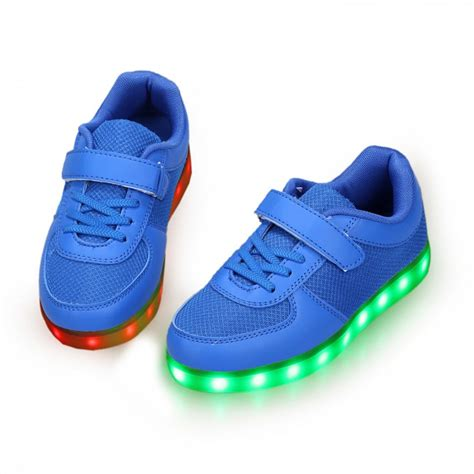velcro light up shoes one velcro led shoes for care growth