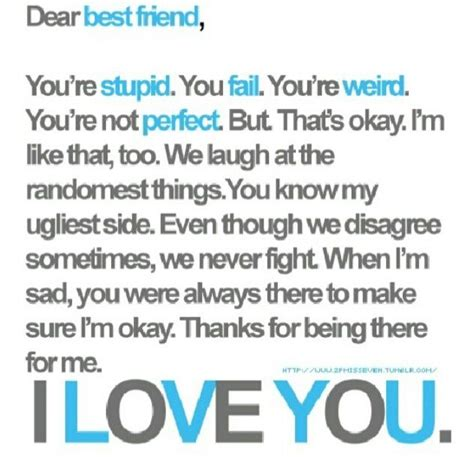 Letter My Friend best friend letter best friends for
