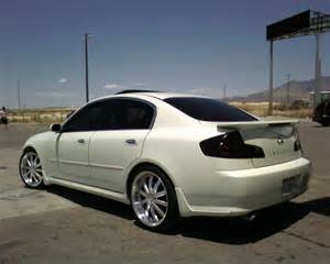 2004 Infiniti G35 Sedan Custom My Custom G35 Sedan Check It Out Thank You G35driver