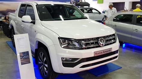 2019 Volkswagen Amarok by Volkswagen Amarok 2019