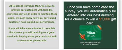Nebraska Furniture Mart Customer Service by Nebraska Furniture Mart Customer Service Survey Www