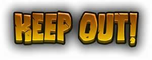 keep out a webgl by workshop