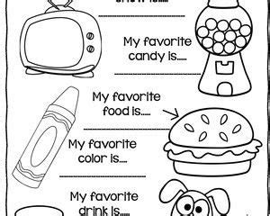 preschool coloring pages all about me all about me coloring pages worksheets free all about me