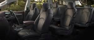 Buick Enclave Interior 2017 Buick Enclave Presents An Expansive Interior
