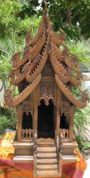 spirit house spirit house 28 images nongnit s treasures thai spirit houses saan pra prom the