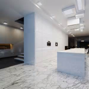Marble Floors Kitchen Design Ideas Black White Designed By Studio O Organic Design Keribrownhomes