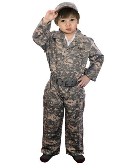 Setelan Baby Army Costume jr camouflage costume toddler costume costume at costumes