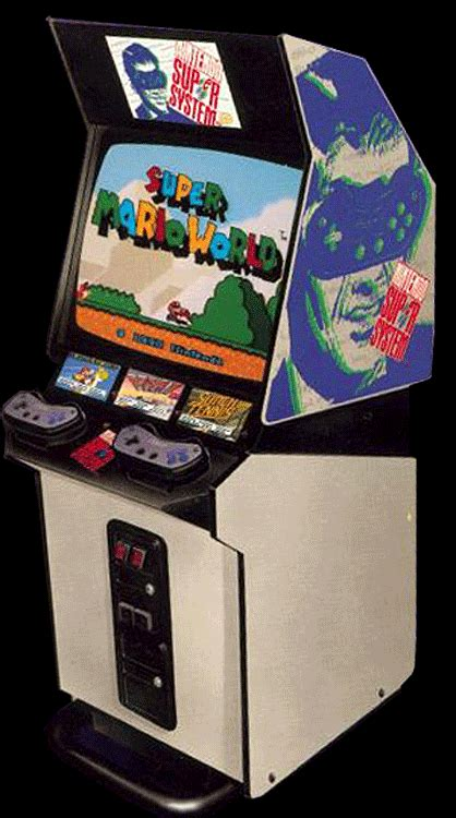 emuparadise arcade f zero nintendo super system rom